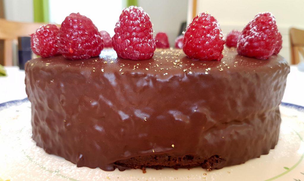 gâteau au chocolat doux d'après philippe conticini | papilles à l