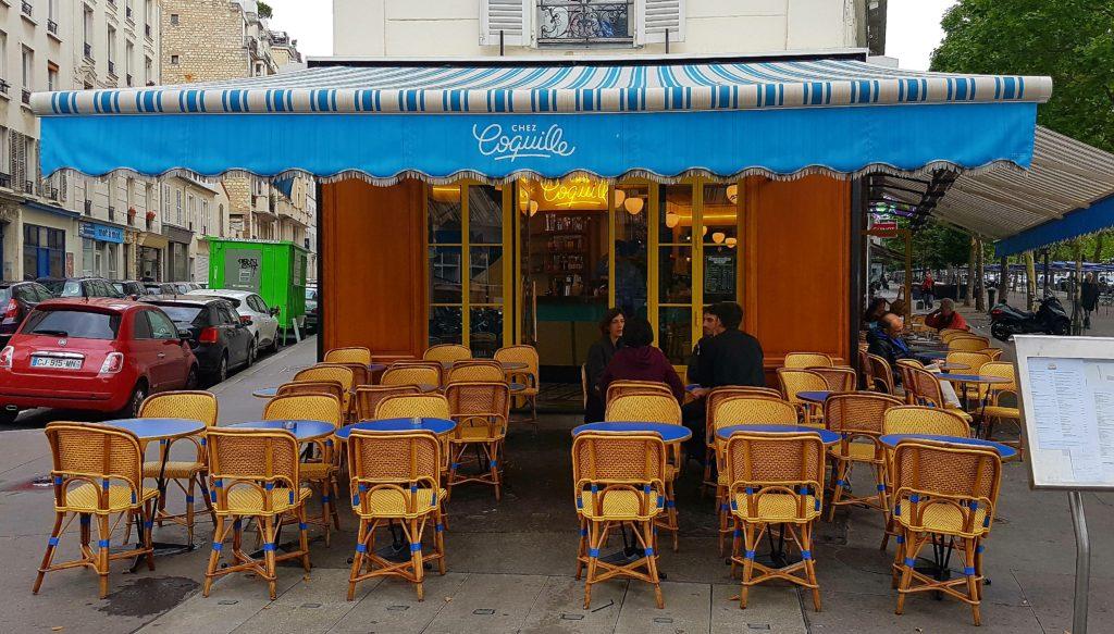 Restaurant Chez Coquille Paris