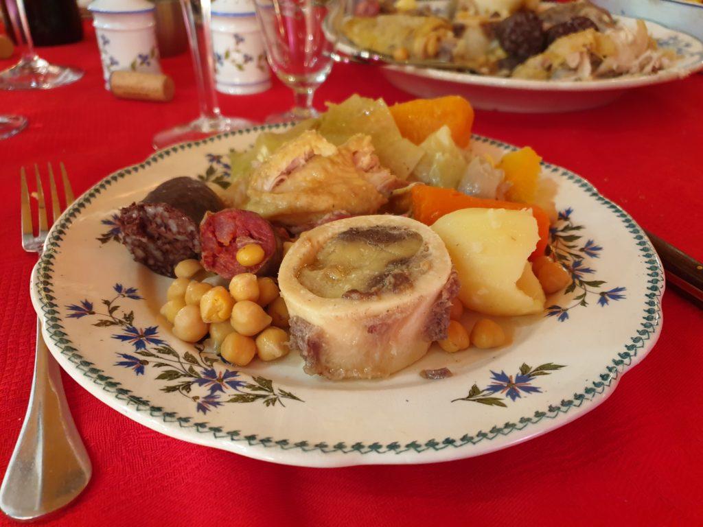 Cocido Madrileno Papilles A L Affut